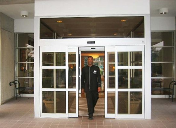 Produced By Door Controls USA, The DC One Sliding Door Retrofit Replaces  All Drive Components And Wear Items On An Automatic Sliding Door System.