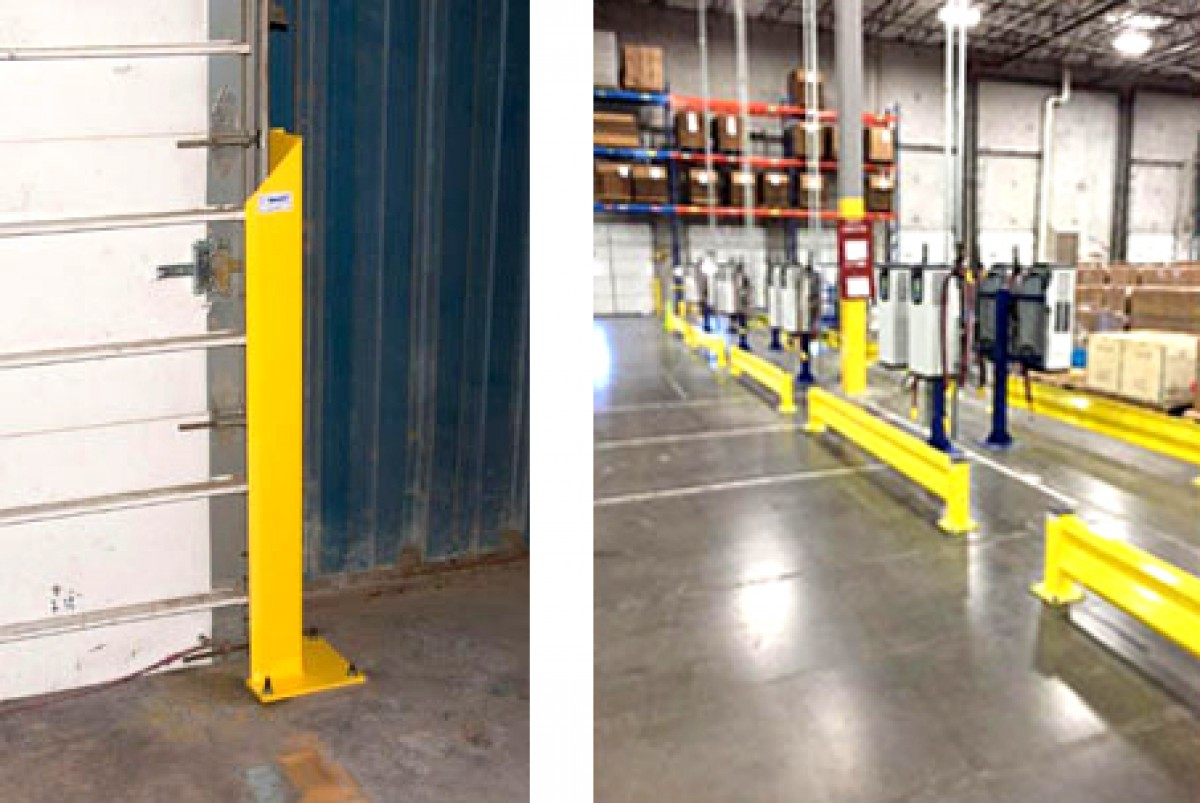 Dock Amp Warehouse Safety Products Door Control Services