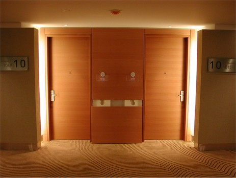 Architectural doors including rated and non-rated commercial doors with wood veneer and plastic laminate faces. This includes fire-rated mineral core ... & Wood Veneer u0026 Plastic Laminate Doors | Door Control Services Inc ...